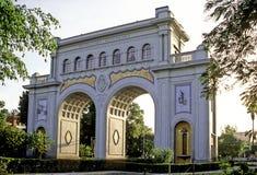 瓜达拉哈拉曲拱 免版税库存照片
