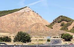 瓜达拉哈拉高速公路  免版税库存图片