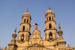 瓜达拉哈拉Zapopan圣佩德罗火山哈利斯科州墨西哥 免版税库存图片
