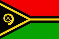 瓦努阿图的旗子 尼加拉瓜的主权国家旗子 皇族释放例证