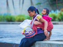 瓦哈卡,墨西哥 图库摄影