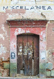 瓦哈卡,墨西哥 库存图片