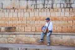 瓦哈卡,墨西哥 免版税库存照片