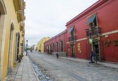 瓦哈卡,墨西哥 免版税图库摄影