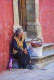 瓦哈卡,墨西哥 库存照片