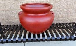 瓦器和陶瓷 库存图片