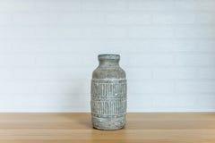 瓦器花瓶家辅助部件02 免版税库存图片