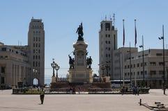瓦尔帕莱索-智利 库存照片