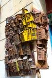 瓦尔帕莱索街艺术 免版税库存图片