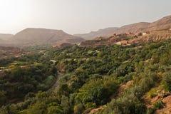 瓦尔扎扎特摩洛哥人好莱坞电影演播室建筑学在摩洛哥 图库摄影