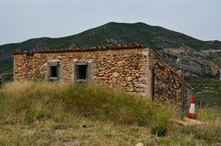 瓦尔del Turia 库存照片