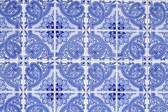 瓦片在葡萄牙 免版税库存图片