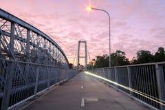 瓦特泰勒桥梁 库存照片