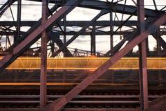瓦特泰勒桥梁 免版税库存照片