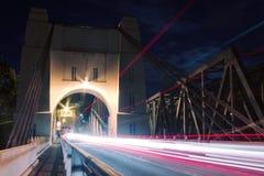 瓦特泰勒桥梁 图库摄影