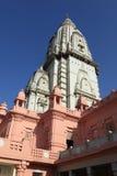 瓦腊纳西喀什Vishwanath Tempel 免版税库存照片