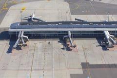 瓦茨拉夫Havel布拉格机场 免版税库存图片