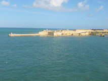 瓦莱塔市-马耳他 免版税库存照片