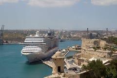 瓦莱塔,马耳他 免版税库存图片