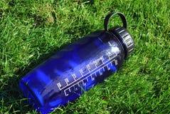 瓶冷水 图库摄影