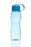 瓶可再用的水 库存照片