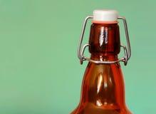 瓶啤酒 库存照片