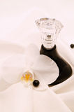 瓶图画例证滤网香水向量 库存照片