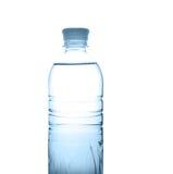 瓶塑料水 库存图片