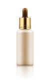 瓶大模型有吸管的 向量例证