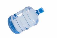 瓶大被净化的水 库存照片
