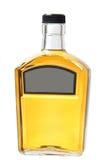 瓶威士忌酒 免版税库存照片
