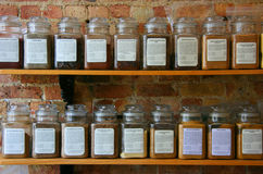 瓶子香料 免版税库存图片
