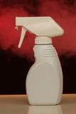 瓶擦净剂 免版税库存图片