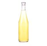 瓶新鲜的柠檬水 库存图片