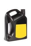 瓶机器润滑油 库存图片