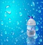瓶水5 图库摄影