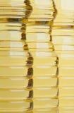 瓶油。 免版税图库摄影