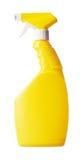 瓶洗涤剂浪花 免版税图库摄影