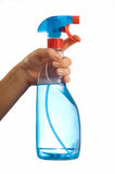 瓶清洁现有量 免版税库存图片