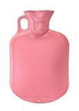 瓶热水 免版税库存照片