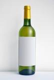 瓶老机架酒 免版税库存照片