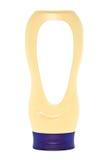瓶蛋黄酱 免版税库存图片