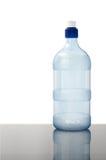 瓶装水白色 免版税库存照片