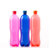 瓶软饮料 图库摄影