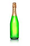 瓶香槟 库存照片