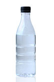 瓶水 免版税库存图片