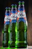 瓶Kronenbourg 1664啤酒 库存照片