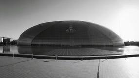 瓷全国越野障碍赛马剧院 免版税库存照片
