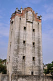 瓷军事老南部的城楼 库存图片