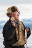 瓷四川藏语 免版税库存图片